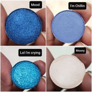 ❤4 for $14 -  Colourpop depotted singles